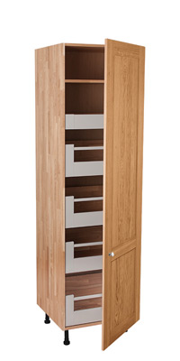 Full Height BLUM Space Tower Cabinet H1965mm/H2145mm