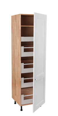 Full Height BLUM Space Tower Cabinet H1965mm