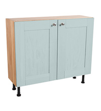 Slimline Base cabinet - 2 x fullheight door