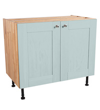 Base cabinet - 2 x fullheight door