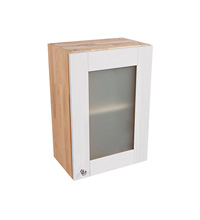 Wall cabinet - 1 X glazed door