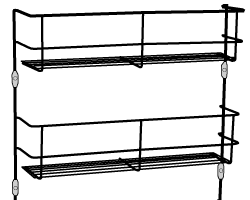 3-Tier Spice Rack