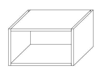 500mm - 600mm Wall Cabinet (Bridge Unit) Installation Guide
