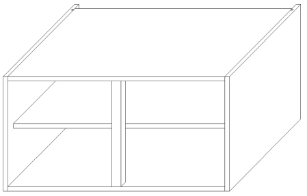 800mm - 1200mm Wide Belfast Sink Cabinet Assembly Instructions