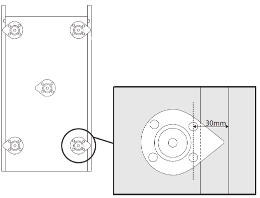 800mm - 1200mm Wide Belfast Sink Cabinet Assembly Instructions - Fitting Cabinet Legs