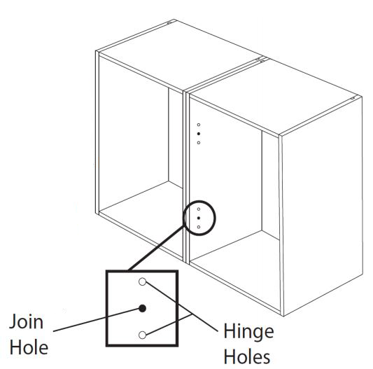 Kitchen Cabinet Installation Guide: 1200mm Wall Cabinet (Bridge Unit) Installation