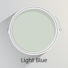 Colours of the Month: Light Blue
