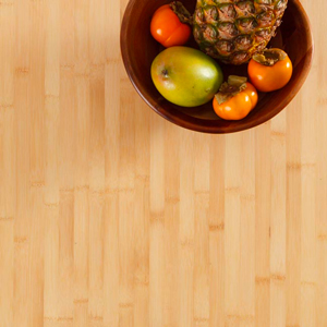 Our bamboo worktops are a sustainable option that work incredibly well in a contemporary kitchen