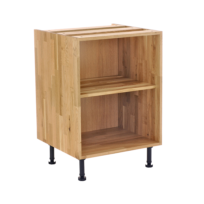 Kitchen units peka 34 corner carousel for l shape kitchen for Solid wood cabinets