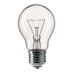 Incandescent light bulbs were once very common but are now being replaced by more efficient bulbs.