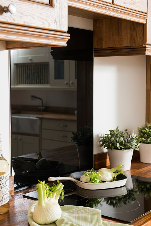 Easy Clean Kitchen Ideas | Solid Wood Kitchen Cabinets Blog