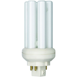 Compact fluorescent tubes, or CFTs, lights use less power but produce the same amount of light.