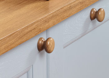 New cabinet door handles make all the difference when updating your kitchen.