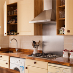 Installing Appliances in Your Solid Wood Kitchen