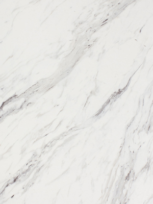 Our marble effect Calcutta worktop helps you to achieve an authentic aesthetic for a fraction of the price.