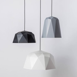 For a dramatic effect, why not group multiple pendant lights together.