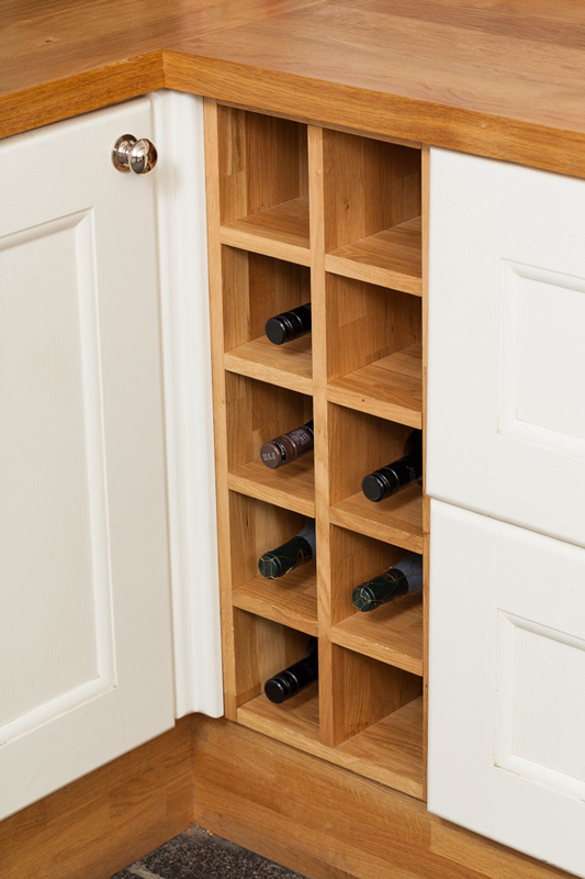 5 Inspirational Kitchen Wine Racks Solid Wood Kitchen Cabinets Blog