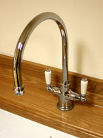 Choosing kitchen taps to suit your kitchen is an important aspect of kitchen design.