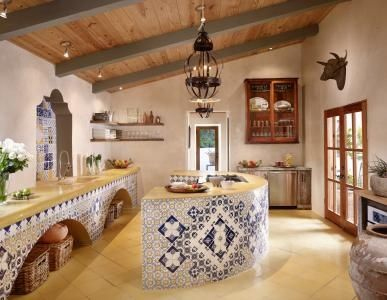 Is A Mexican Kitchen Style Right For You? | Solid Wood ...