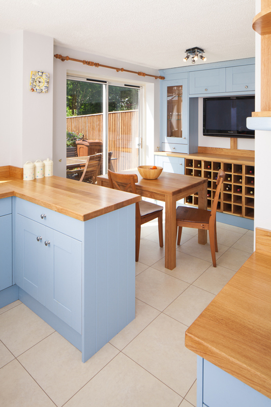 Is a Kitchen Peninsula or Kitchen Island Right for Your ...