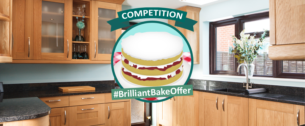 WIN £500 WORTH OF BAKING KIT IN OUR #BRILLIANTBAKEOFFER!