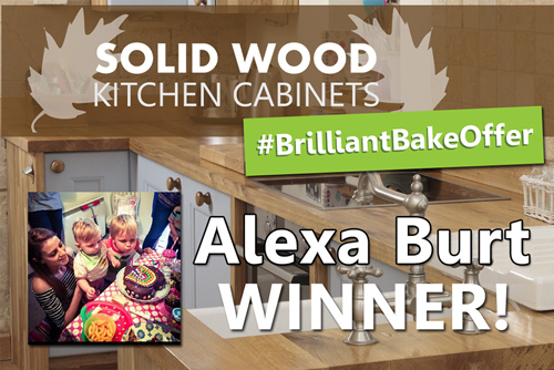 #BrilliantBakeOffer Competition Winners Revealed
