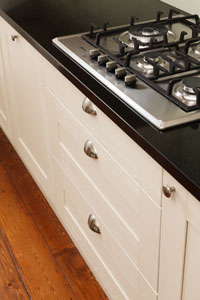 Changing cabinet and drawer handles is a fantastic way to give your kitchen an update