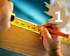 Measuring Kitchen Cabinets & Cabinet Doors