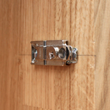 Blum Hinge - Fitted View