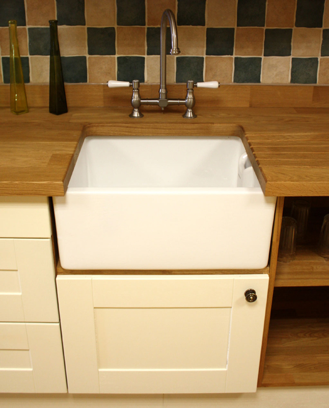 How To Choose Sinks And Taps For Solid Oak Kitchens Part 1 Sinks