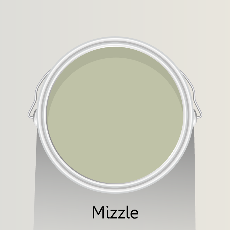Mizzle by Farrow & Ball