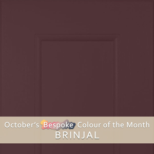 October's Bespoke Colour of the Month