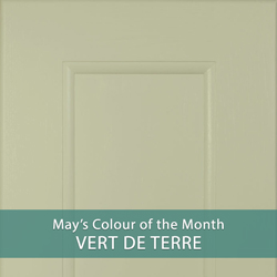Vert de Terre: May's Colour of the Month
