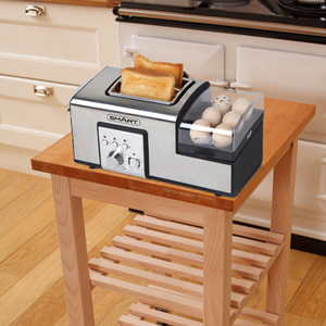 December's Gadget of the Month: Ideal for Oak Kitchens