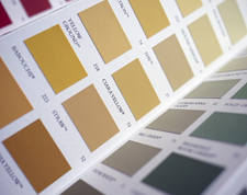 Farrow & Ball Paints are perfect for Oak Kitchens