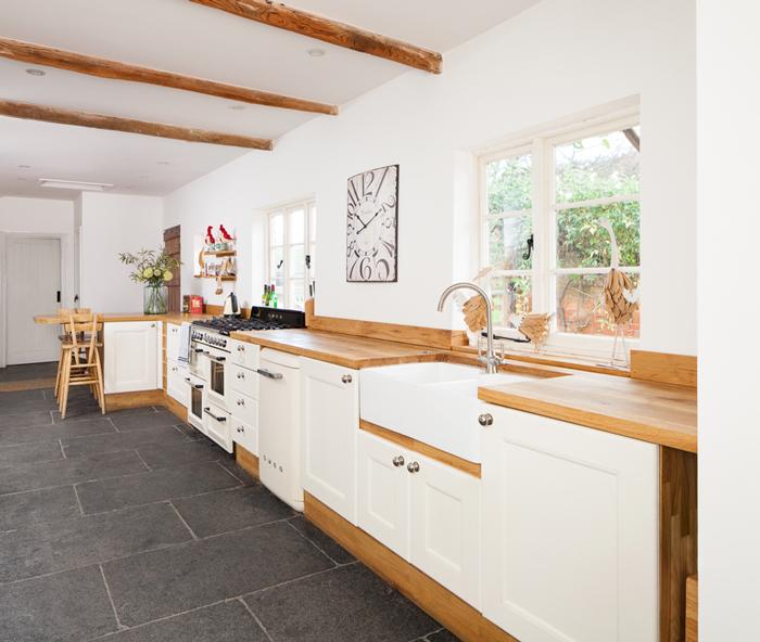 White Oak Kitchen: Solid Wood Kitchen Cabinets Blog