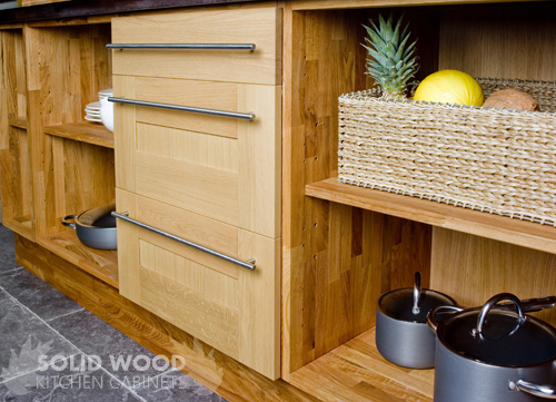 Shaker kitchens from Solid Wood Kitchen Cabinets