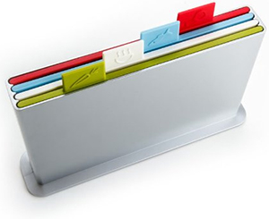 Index Chopping Board Set from Joseph Joseph
