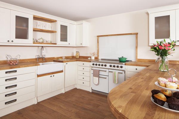 Experience Our Solid Oak Kitchen Cabinets at the Harlow Showroom