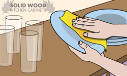 How to Clean Oak Kitchens and Prepare for Christmas in 7 Easy Steps