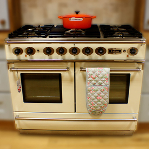 Fitting Range Cookers