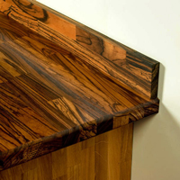 Choosing and Installing Solid Wood Upstands and Plinths