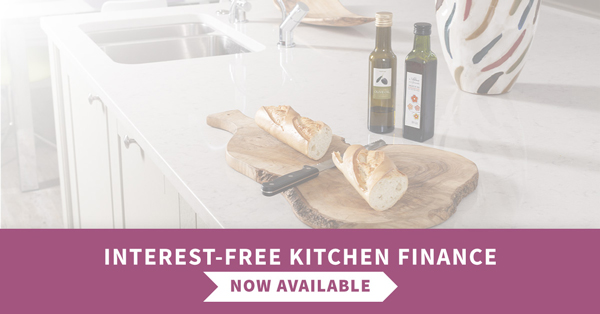 Spread the cost of your new investment with kitchen finance at Solid Wood Kitchen Cabinets.