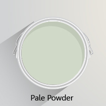 Colours of the Month: Pale Powder