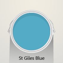 Colours of the Month: St Giles Blue