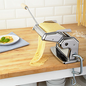 June's Kitchen Gadget of the Month: Imperia Pasta Machine