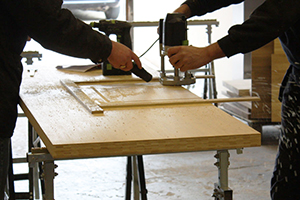 Best Worktop for Oak Kitchens - Fabrication