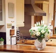 Our Gloucester Kitchen Showroom