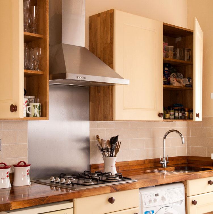 Open Kitchen Cabinet Designs: How To Design An Open Plan Kitchen