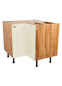 L-Shaped Corner Base Cabinet